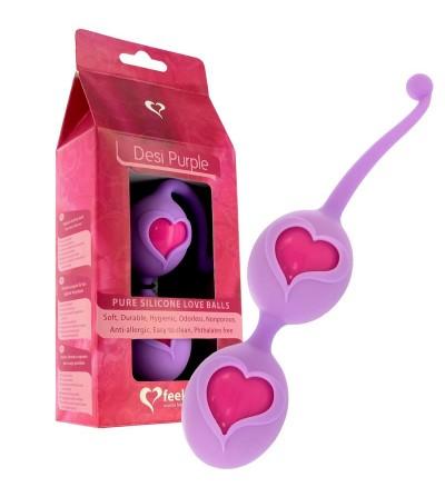 Feelz Toys Bolas Keggel Desi Purpura