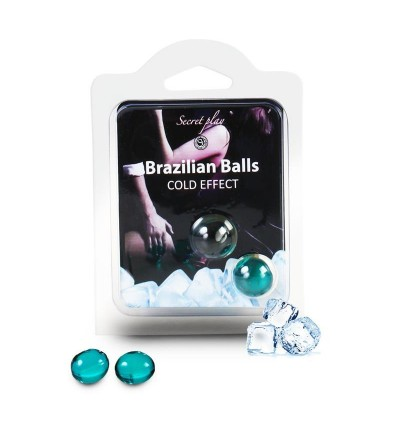 Secret Play Set 2 Brazilian Efecto Frio