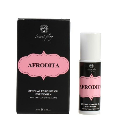 Secret Play Perfume en Aceite Afrodita 20 ml