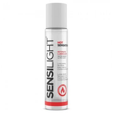 Hot Sensation Lubricante a Base de Agua Efecto Calor 60 ml