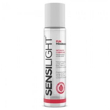 Fun Fragrance Lubricante Base Agua Aroma Fresa