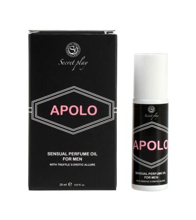 Secret Play Perfume en Aceite Apolo 20 ml