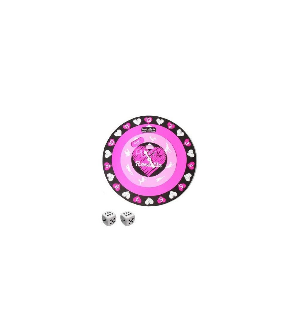 Secret Play Juego Play and Roulette