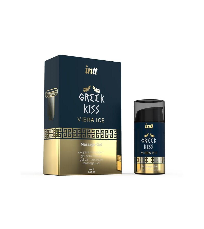 Gel Efecto Frio para Zona Anal Greek Kiss 15 ml