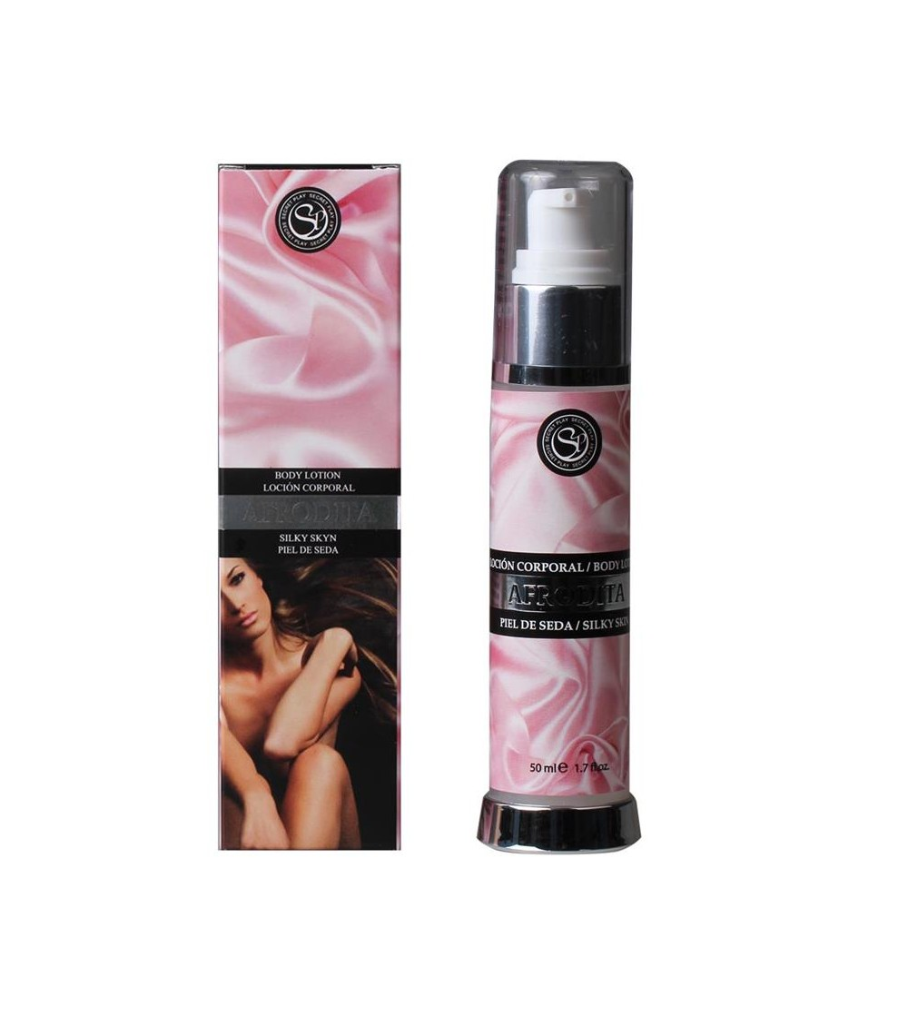 Secret Play Locion de Piel de Seda Afrodita 50 ml