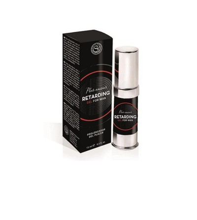 Secret Play Gel Prolongador del Placer Masculino