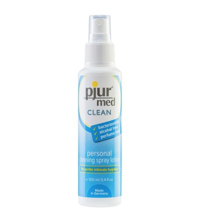 Pjur Med Spray Limpiador 100 ml