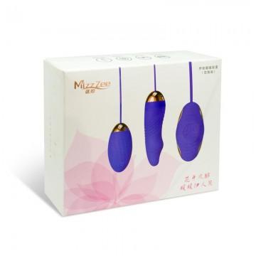 Huevo Vibrador Gox 82 Purpura