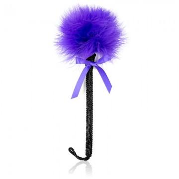 Plumero con Lazo 25 cm Purpura