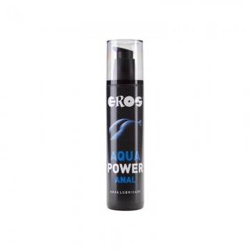 Lubricante Anal Base Agua Aqua Power 250 ml