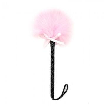 Plumero con Lazo 25 cm Rosa
