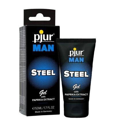 Pjur Man Gel Steel 50 ml