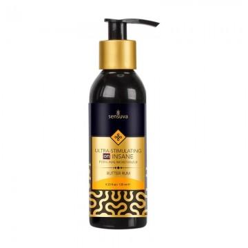 Insane Arousal Estimulador Femenino Hot Butter Rum 125 ml