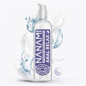 Lubricante Efecto Seda Base Agua Anal Relajante 150 ml
