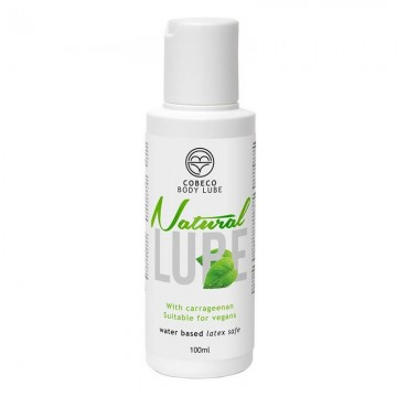 CBL Tasty Lubricante Natural Base Agua Vegano 100 Natural 100 ml