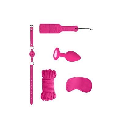 Kit de Bondage para Principiantes N5 Rosa