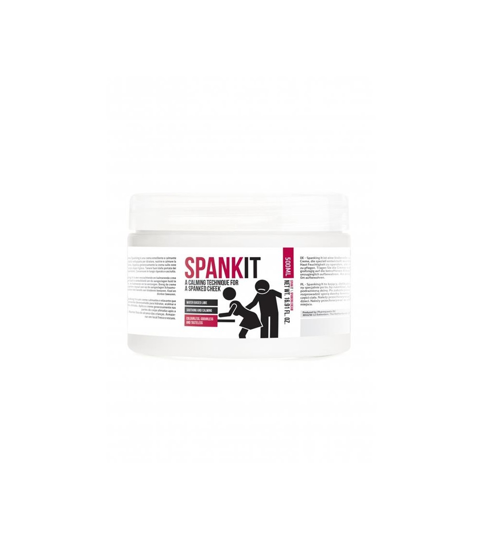 Crema Calmante Spank It 500 ml