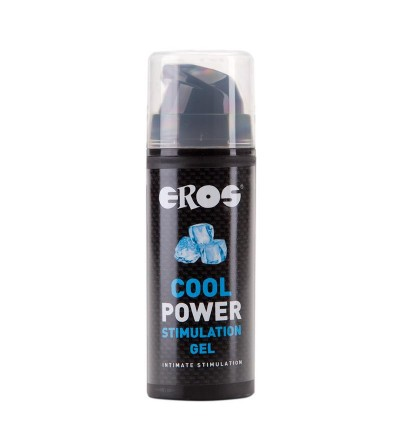 Gel Estimulador Efecto Frio Power 30 ml