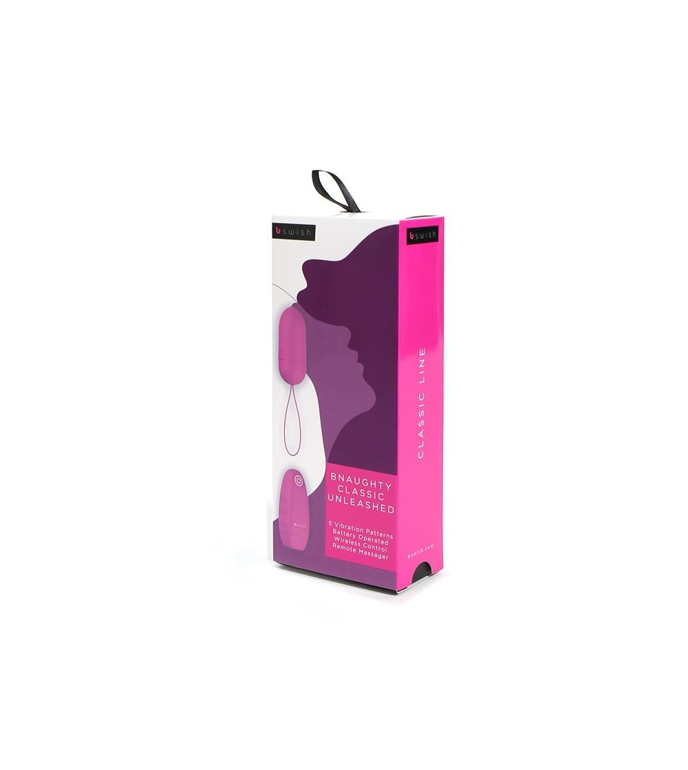 Bnaughty Classic Unleashed Cerise