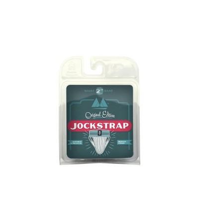 Jock Suspensorio Negro Cintura 5 cm