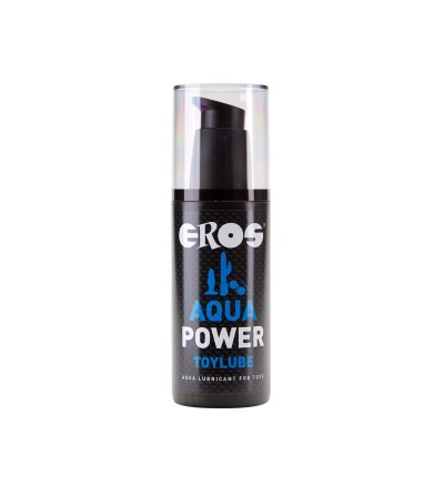 Lubricante para Juguetes Aqua Power 125 ml