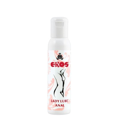 Lubricante Anal Base de Agua Lady 100 ml