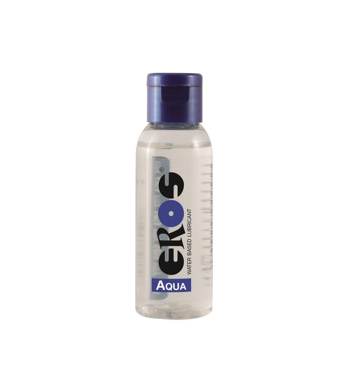 Lubricante Base Agua Aqua Botella 50 ml