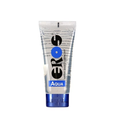 Lubricante Base Agua Aqua Tubo 100 ml