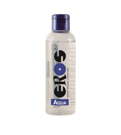 Lubricante Base Agua Aqua Botella 100 ml