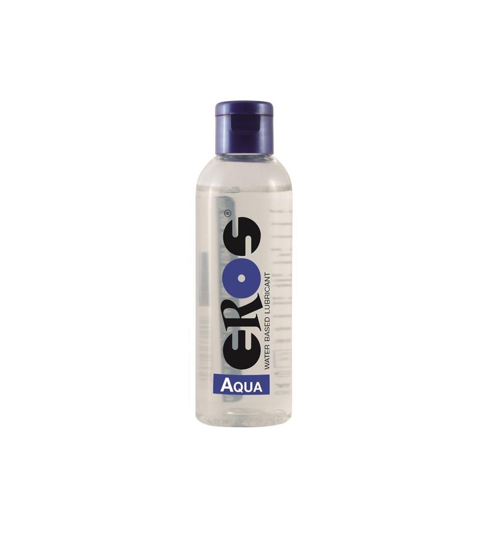 Lubricante Base Agua Aqua Botella 100 ml