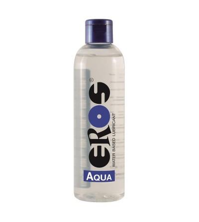 Lubricante Base Agua Aqua Botella 250 ml