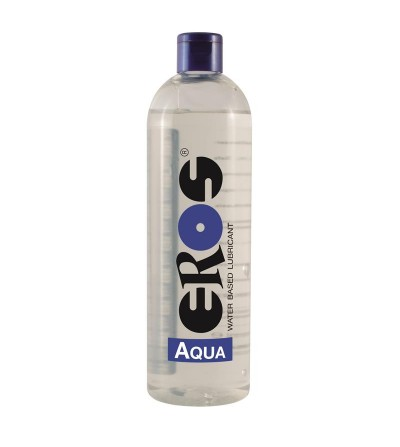 Lubricante Base Agua Aqua Botella 500 ml