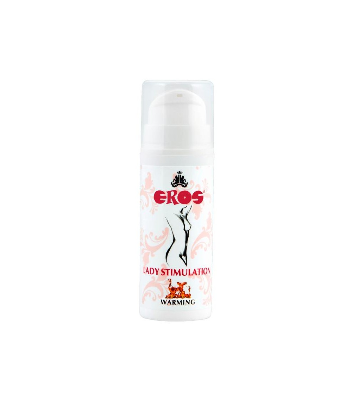 Gel Estimulante Efecto Calor Lady 30 ml