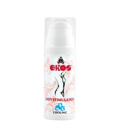 Gel Estimulante Efecto Frio Lady 30 ml