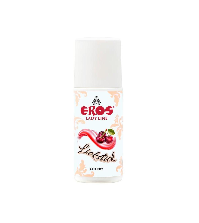 Lubricante Lickstick Cereza Lady 60 ml