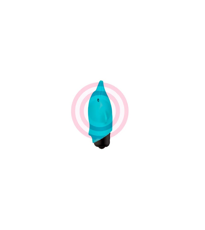 Bala Vibradora Dolphin Silicona 75 c 25 cm
