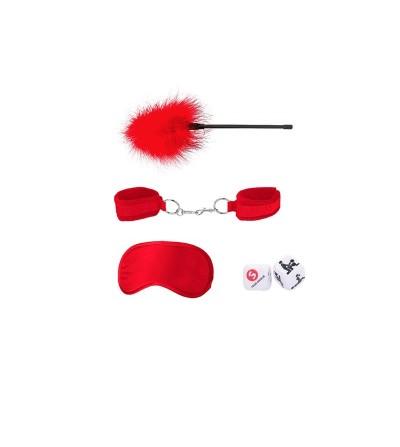 Kit de Bondage para Principiantes N2 Rojo