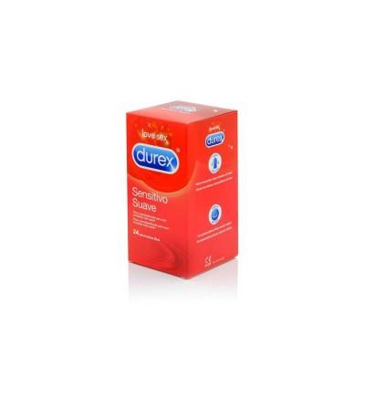 Preservativos Sensitivo Suave 24 Unidades