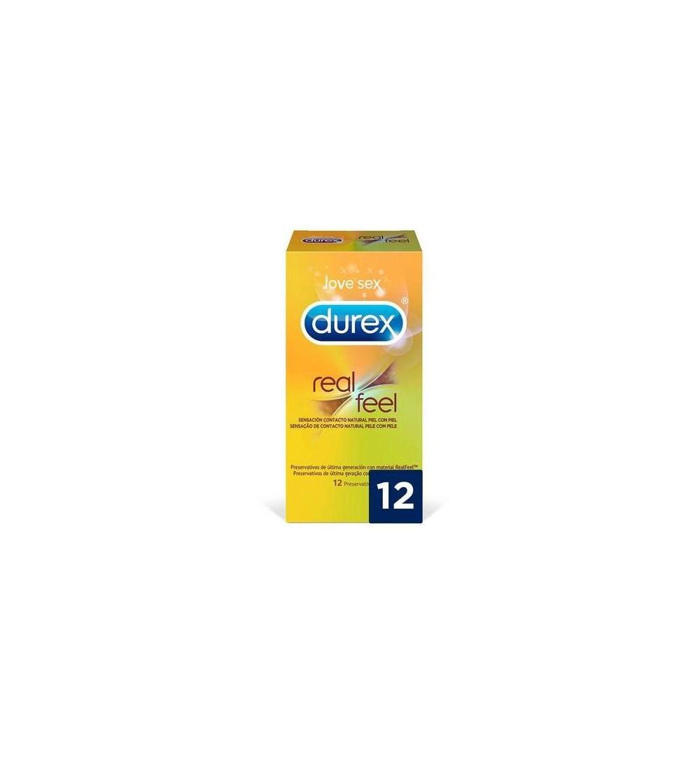 Preservativos Real Feel 12 Unidades
