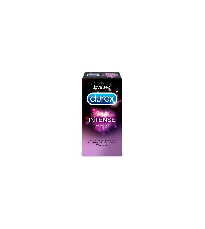 Preservativos Intense Orgasmic 12 Unidades