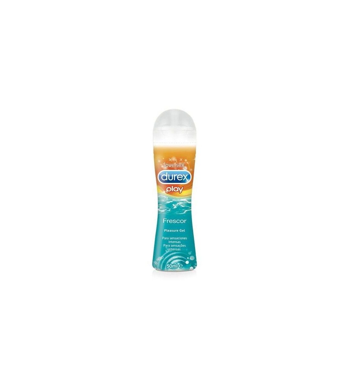 Lubricante Durex Play Frescor 50 ml