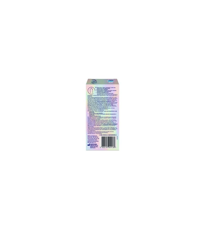 Preservativos Invisible Lubric 12 Unidades