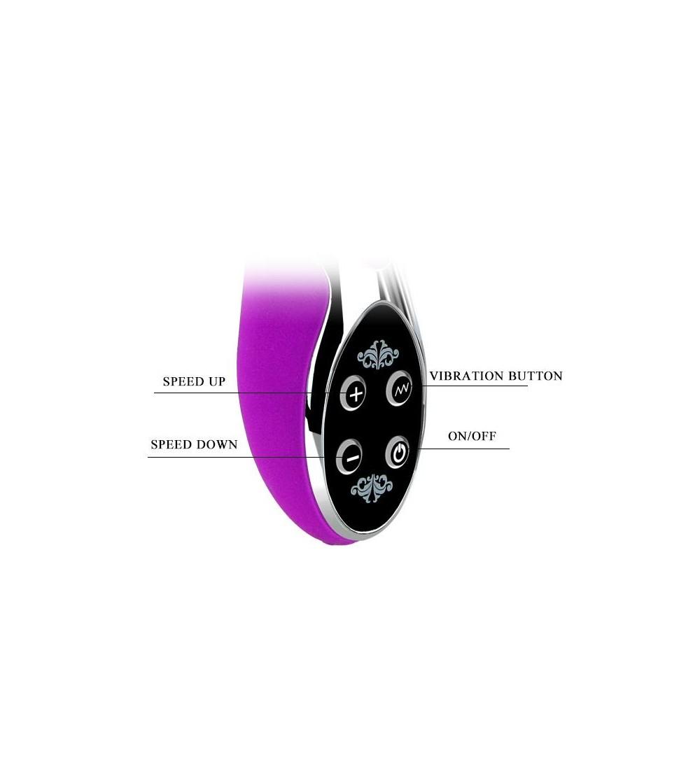 Pretty Love Vibrador Passion Color Purpura