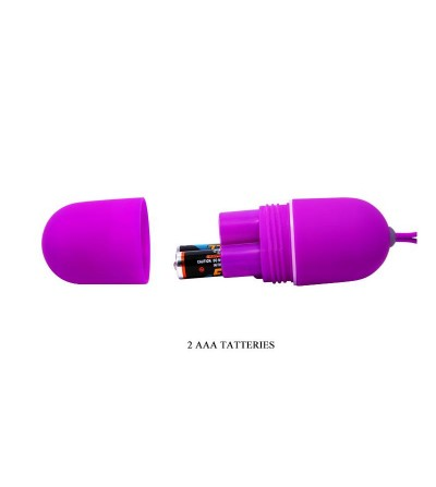 Huevo Vibrador Arvin Color Purpura