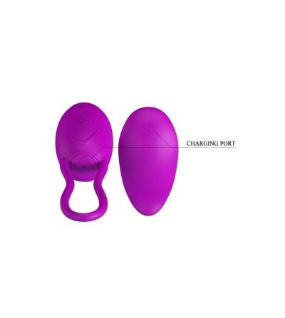 Huevo Vibrador Dave Color Rosa