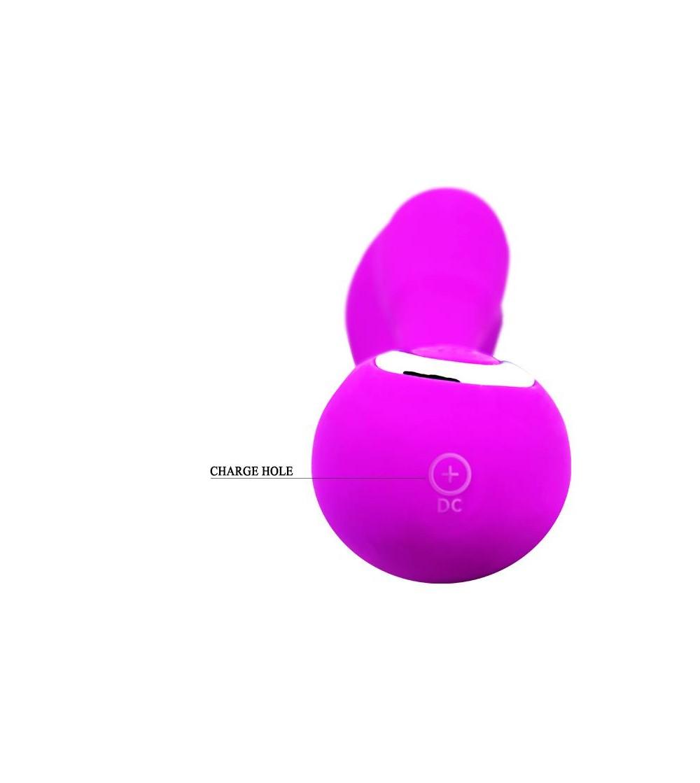 Pretty Love Vibrador Impluse Color Purpura