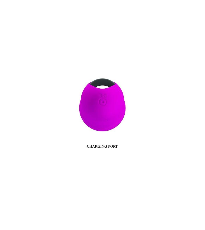 Masajeador Paul Color Purpura