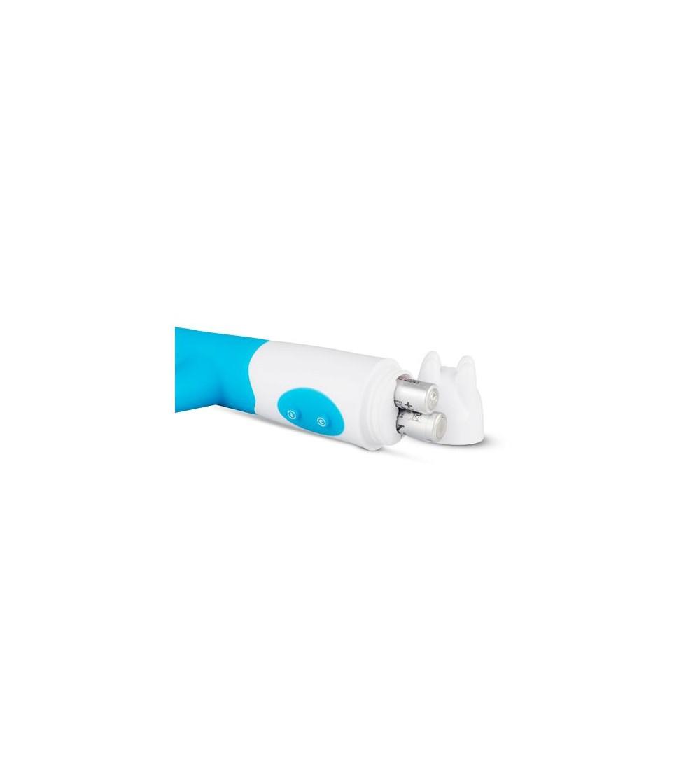 Vibrador Conejito Petite Piper Azul