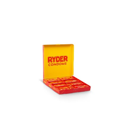 Preservativos Ryder 24 Units