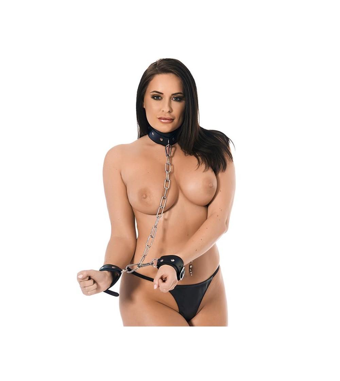 Rimba Bondage Play Esposas Ajustables